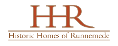Historic Homes of Runnemede logo