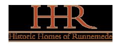 Historic Homes of Runnemede logo